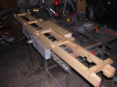 Prolungamento del pavimento all interno della cabina for Una planimetria della cabina del telaio