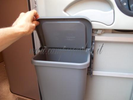 Cestino per spazzatura for Ikea pattumiera