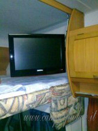 Braccio porta tv da mansarda - Braccio porta tv ...
