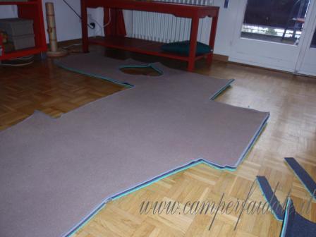 Coibentare il pavimento - Tappeto riscaldamento pavimento ...