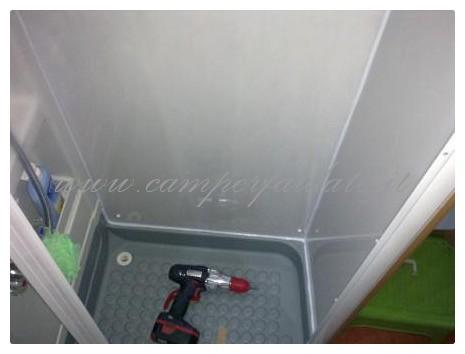 Impermeabilizzare parete doccia