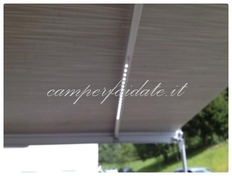 luci a led per veranda - Illuminazione Veranda Camper