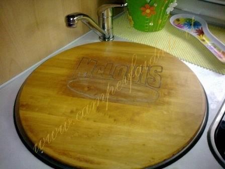 copri lavello in legno | camperfaidate - Coprilavello Cucina