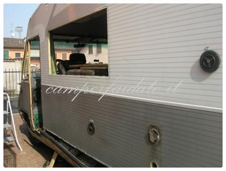 Restyling laika laserhome 620 del 93 - Finestre per camper ...