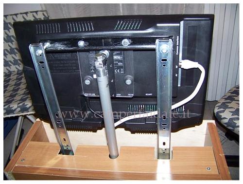 Televisori a scomparsa - Mobile porta tv a scomparsa ...