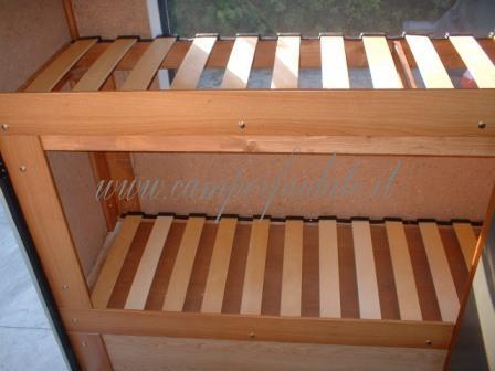 Costruire Un Letto A Castello Fai Da Te : Costruire un letto contenitore fai da te design casa creativa e
