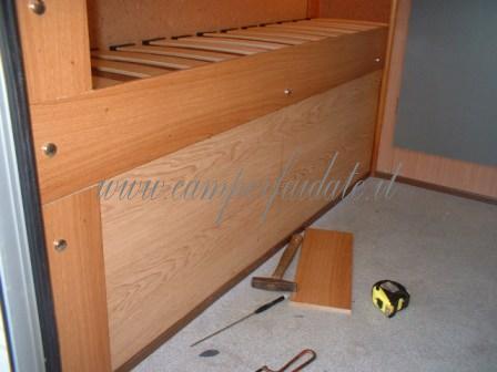 Dal look esterno al letto a castello interno - Costruire un letto a castello ...