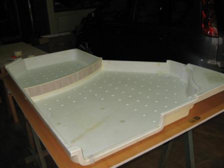 Riparazione Vasca Da Bagno Vetroresina : Adesso me lo faccio in vetroresina ..