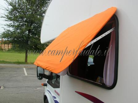 Funzionale tenda da sole per finestre - Finestre per camper ...