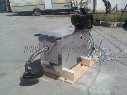 Generatore Da Portatile A Fisso