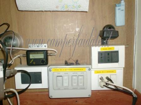 Ho rifatto l 39 impianto elettrico for Sifone elettrico per acquario fai da te