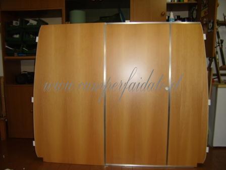 Porta divisoria cellula cabina