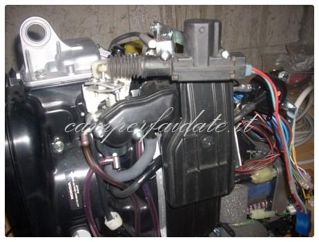 Modificare Un Generatore Da Avviamento A Strappo A Elettrico
