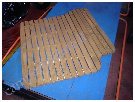 Piatti doccia in legno archiproducts