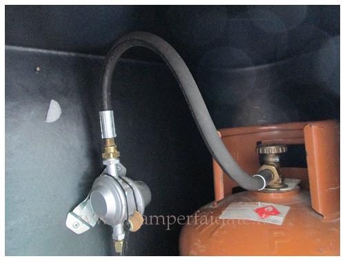 Sostituzione tubo gas - Tubo gas esterno ...