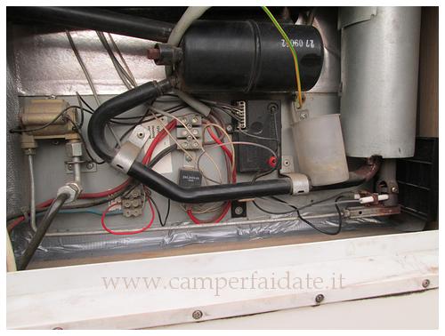 Schema Elettrico Frigo Trivalente Electrolux : Manutenzione straordinaria alla parte vitale del frigo