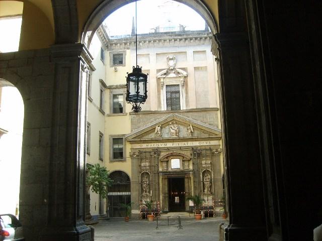Sacro Monte di Pietà a Spaccanapoli